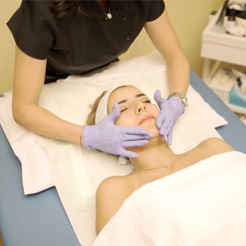 peeling chimique CENTRE ESTHÉTIQUE : DOCTEUR NASSER MADI - FMH médecine esthétique