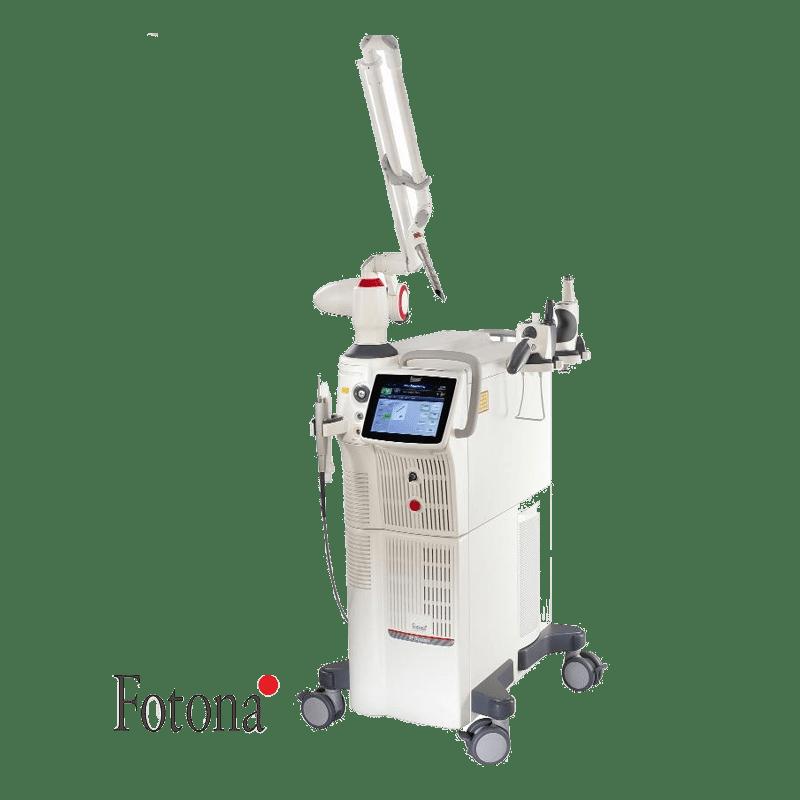 Peeling Laser Fractionné Erbium-YAG